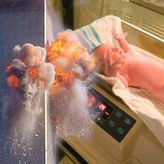 США: новорожденные теряют в весе из-за теракта