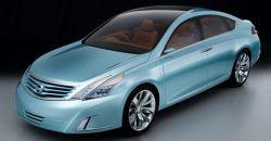 Nissan Intima - автомобиль ближайшего будущего
