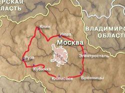 Четвертое кольцо будет самой скоростной трассой Москвы