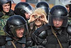 Правозащитники не нашли в России свободы собраний