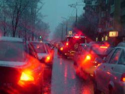 Гигантская московская пробка: в столице невозможно будет жить