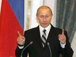 Организаторы боя Ибрагимов - Холифилд привезли Путину чемпионский пояс
