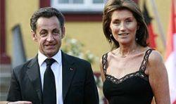Президент Франции разводится с женой