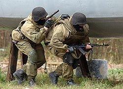 На Северном Кавказе сформированы мотострелковые горные бригады