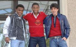 Футболисты «Шахтера» стали фотомоделями (фото)