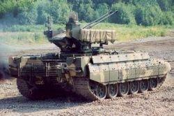 """Посттанк \""""Рамка-99\"""": первая в своем классе боевая машина поддержки танков"""