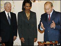 Россия и США снова не договорились по ПРО