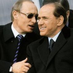 Владимир Путин тайно собирает на встречу трех бывших западных лидеров