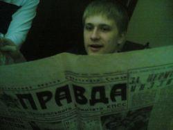 Не читайте перед ужином советских газет