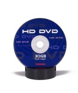 Microsoft и Toshiba объединяются для продвижения HD DVD