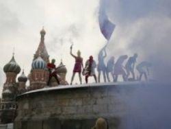 """Деятели культуры осуждают поступок """"Pussy Riot"""""""