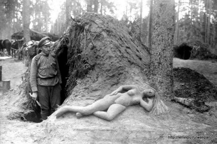 Войне секс