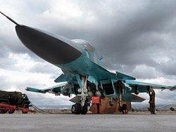 Российская авиация перестала наносить удары по территории Сирии