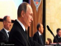 Путин: экономика должна работать без вмешательства государства
