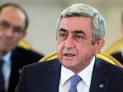 Президент Армении назвал условие признания независимости Нагорного Карабаха