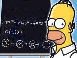 Опровержение теоремы Ферма от Гомера Симпсона