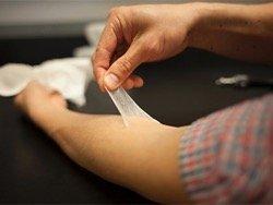 Создана искусственная кожа для маскировки морщин