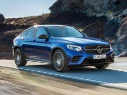 Mercedes представит полностью электрический внедорожник на автосалоне в Париже