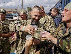 Болезни и алкоголь стали причиной смерти половины украинской армии в Донбассе