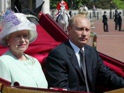 Путин повторно поздравил Елизавету II с юбилеем