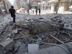 В Сирии под ударами возглавляемой США коалиции погибли 56 мирных жителей