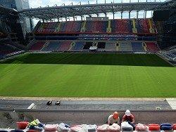 В Москве завершено строительство стадиона ЦСКА