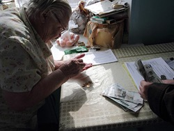 Правительство заменило индексацию пенсий разовой выплатой