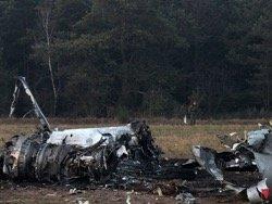 В Алтайском крае разбился самолет Ил-103