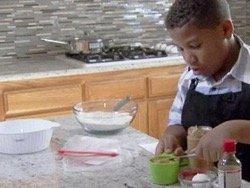 Ради покупки дома для своей матери восьмилетний американец открыл пекарню