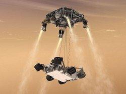 Ровер Curiosity отмечает четвёртую годовщину пребывания на Марсе