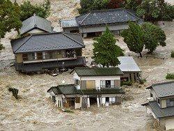 """В Японии из-за тайфуна """"Омаис"""" отменили авиарейсы"""