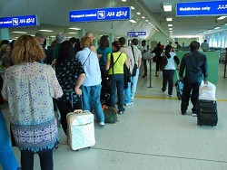 В Германии предложили ввести фейс-контроль в аэропортах