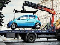 Антимонопольная служба разработала методику расчёта тарифов на эвакуацию автомобилей