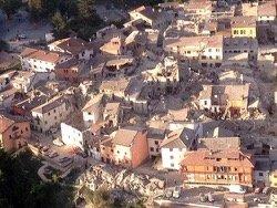 В Италии в результате землетрясения погибли как минимум 24 человека