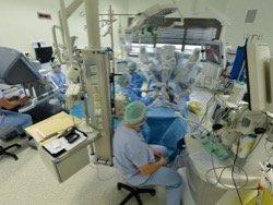 Во Франции научились с помощью роботов пересаживать органы людям, страдающим от ожирения