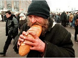 Минздрав предложил россиянам есть меньше хлеба и картофеля