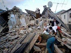 Число жертв землетрясения вИталии превысило 245 человек