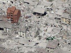 Италию продолжают сотрясать землетрясения