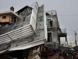 Более 120 домов пострадало от урагана в Чечне