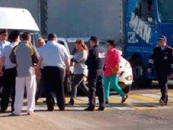 """В Тольятти работники """"АвтоВАЗагрегата"""" перекрыли федеральную трассу"""