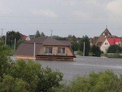 """Тайфун """"Лайонрок"""" в Приморье: более тысячи домов оказались под водой"""
