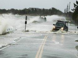 На Флориду обрушился мощный ураган, есть пострадавшие