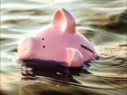 Дефицит бюджета РФ в январе—июле превысил 3% ВВП