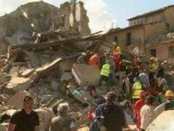 Число погибших в результате землетрясения в Италии выросло до 250 человек