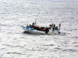 Еще полсотни мигрантов утонули в Средиземном море