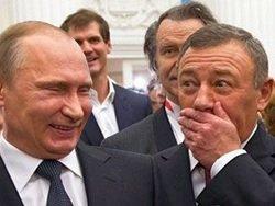 Навальный: Путин вашу квартиру украл и Ротенбергам её отдал