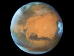 Ученые: вода на Марсе неприятно пахла и была горькой