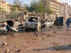 В Сирии в серии взрывов погибли десятки человек