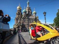 Петербург признан туристической столицей Европы