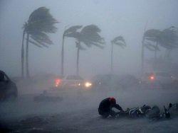 Угрожающей силы тайфун приближается к КНР